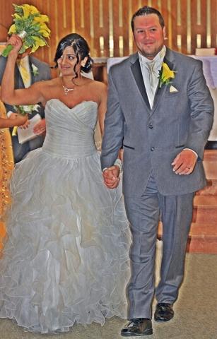 Darren & Vivette b