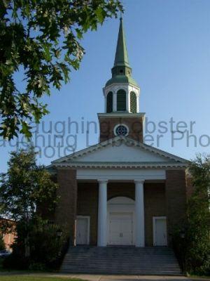 St. Francis Xavier University Chapel