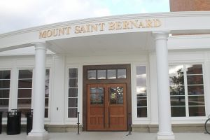 Mount Saint Benard
