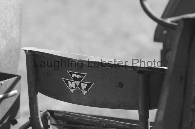 Seat of a Masey Ferguson