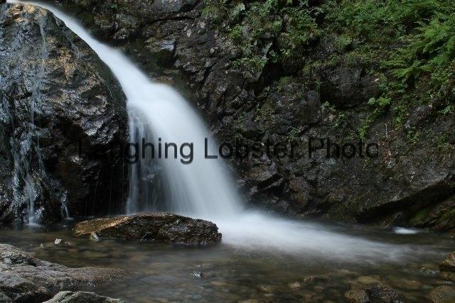 Uisage Bahn Waterfalls