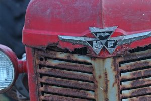 Laughing Lobster Photography - MF Tractor